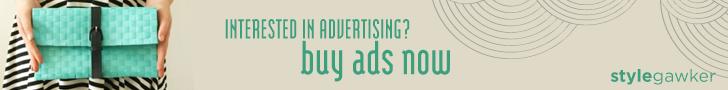 Buy Ads Directly on stylegawker