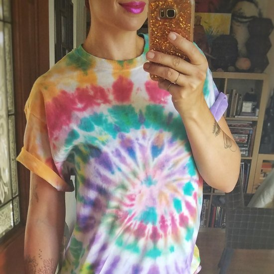 End of summer tie dye guide!